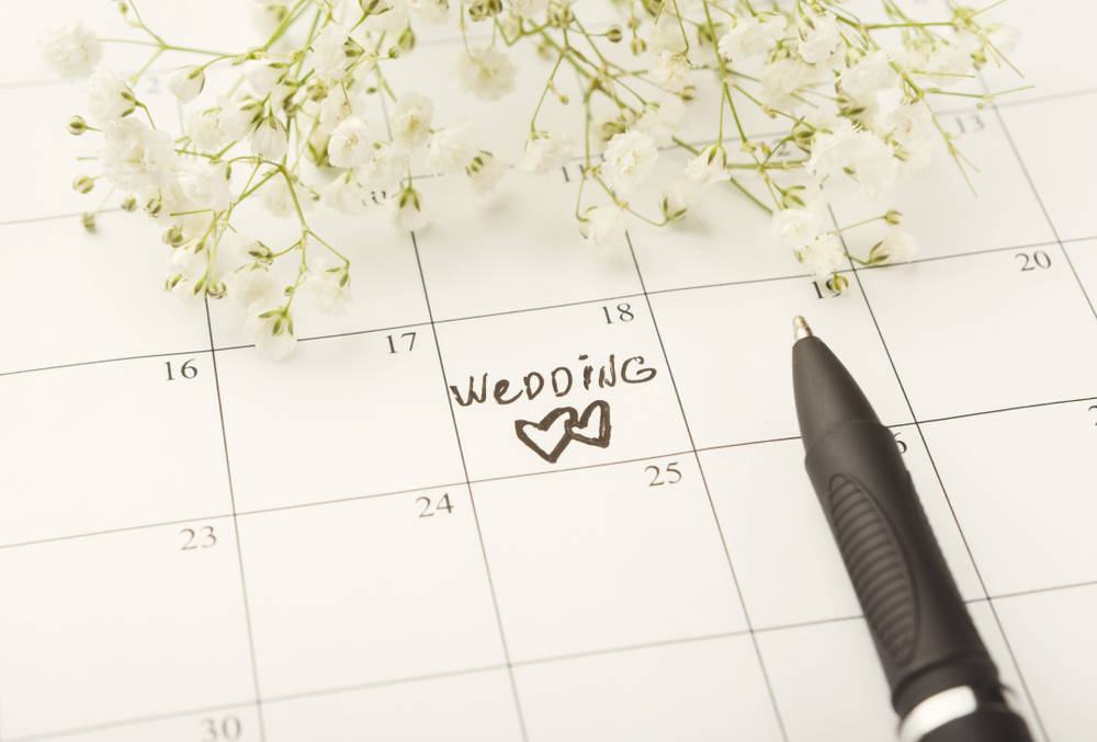 No sucumbas y disfruta de la organización de tu boda