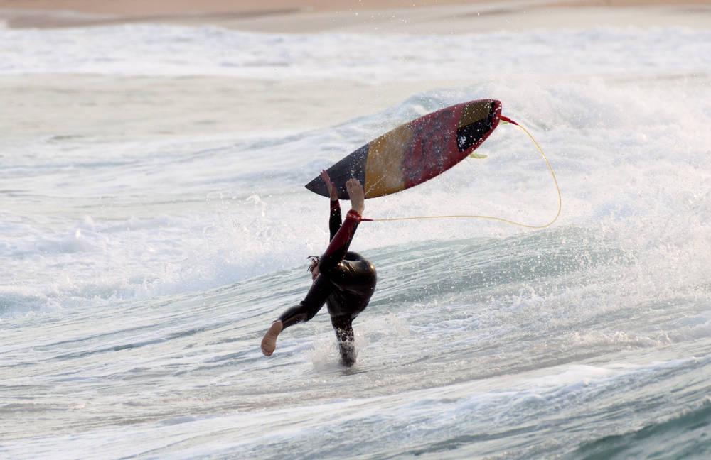 Lo mío tampoco es el surf