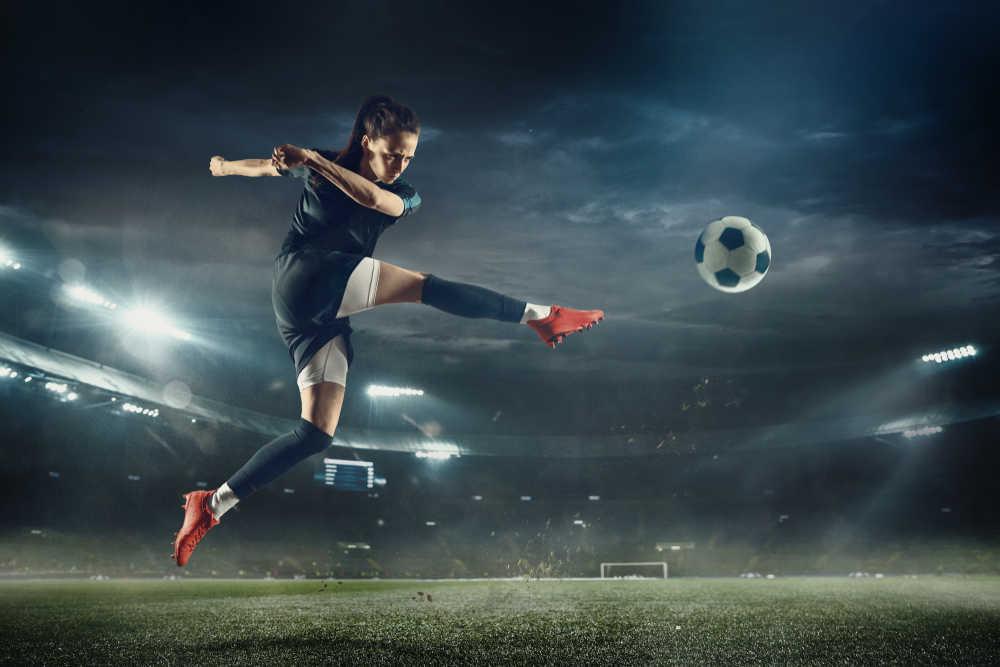El fútbol es cosa de chicas